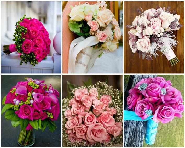 svadebnie-buketi-iz-malenkih-rozovih-rozochek-buketi