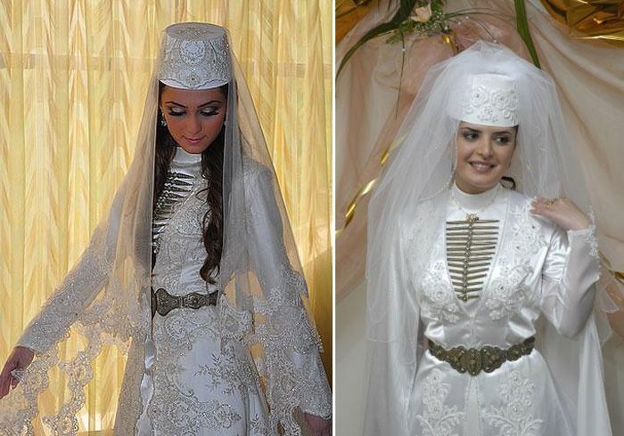 Свадебный наряд армянки