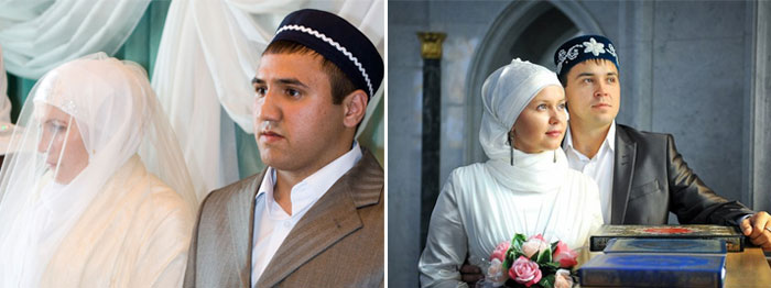 Свадебный обряд у Сибирских татар » PUTI-shestvuy | 262x700