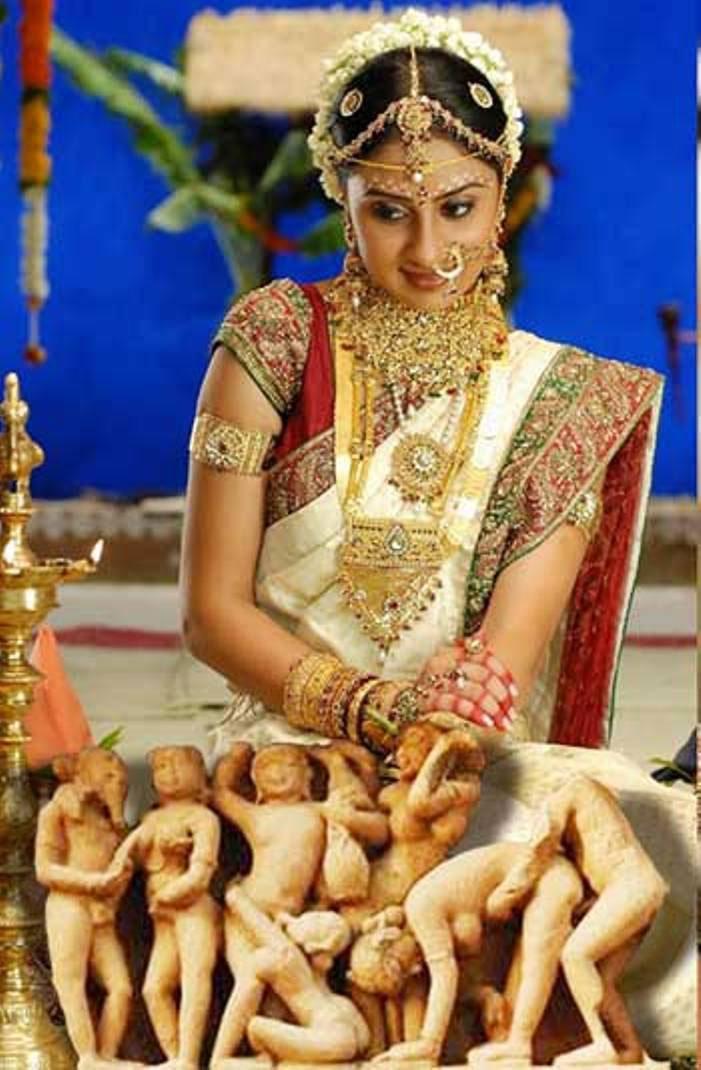 Наряд невесты прекрасно сочетается с украшениями
