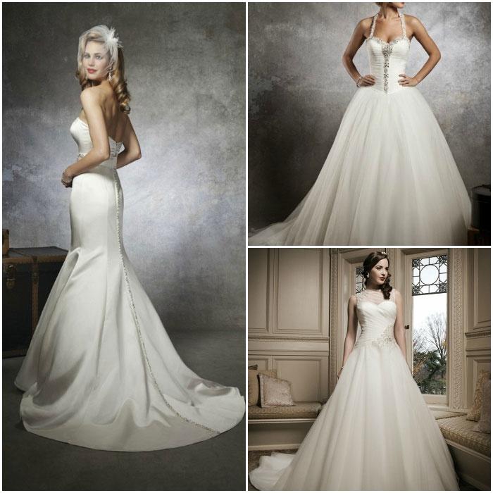 Фото одежды для свадьбы от Justin Alexander
