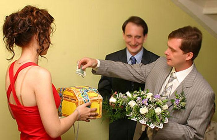 Не угадал любимую – плати штраф в банк свадьбы