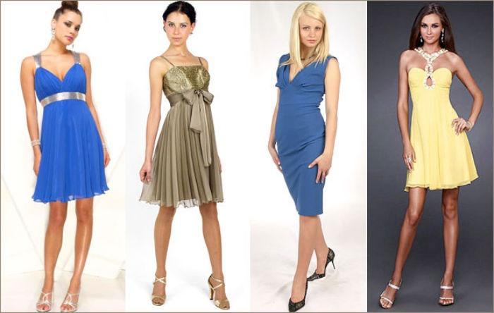 d3a354586e455b8 Какое платье одеть на свадьбу - выбираем стиль, цвет и длину