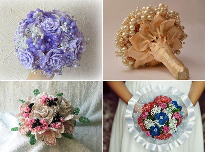 Как собрать свадебный букет своими руками фото 569