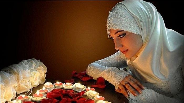 Открытки для женщины мусульманки, рыбака
