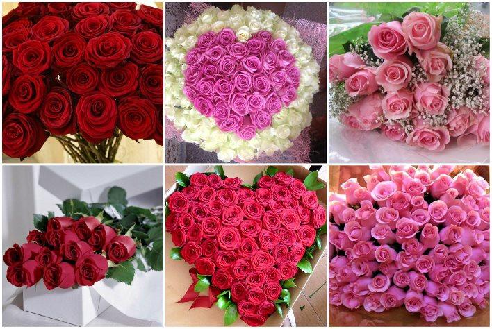 Какие цветы выбрать на свадьбу в подарок