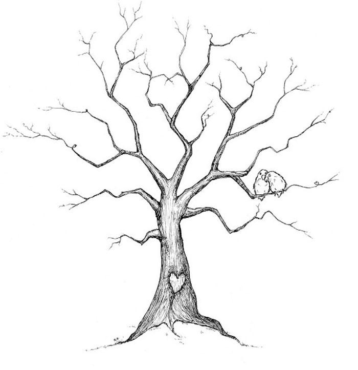 Шаблон для создания дерева пожеланий