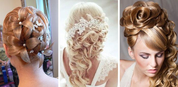 свадебные блондинок фото для прически