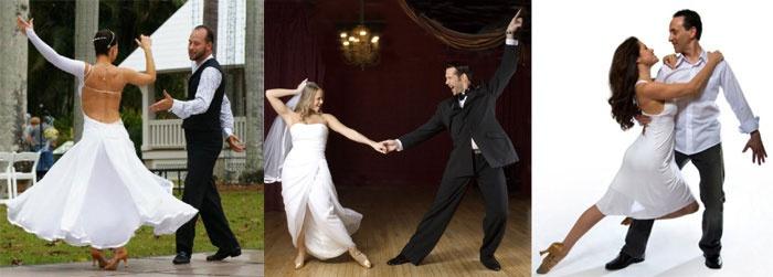 Зажигательный латинский танец
