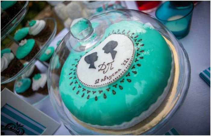 Торт к восемнадцатилетней годовщине свадьбы