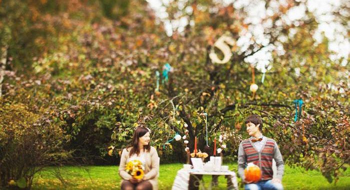 Пятая годовщина свадьбы – праздник на двоих