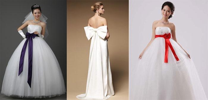 Свадебные платья для беременных - пышные, короткие, в греческом стиле cd565d3ee81
