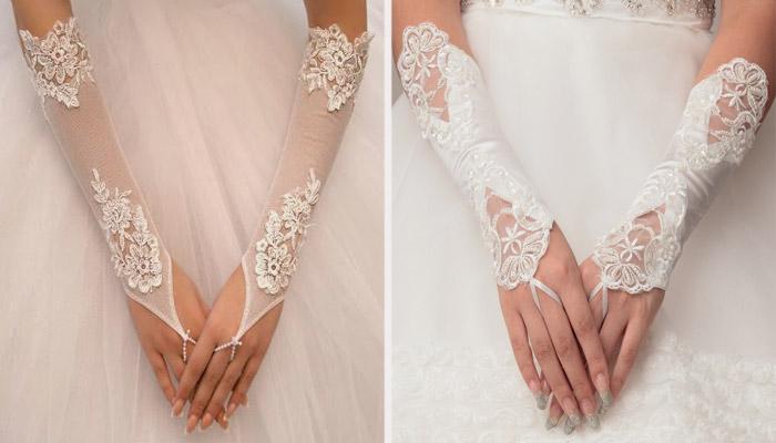 Выкройка свадебных минеток