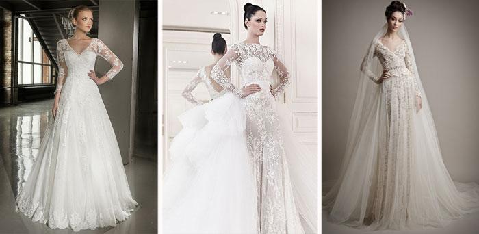 0795636e274 Пышные свадебные платья 2017  самые красивые со шлейфом