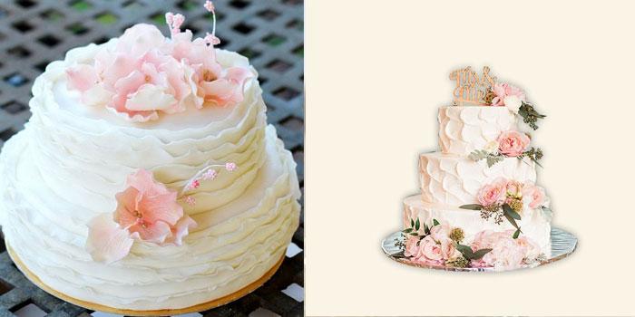 Свадебные торты на заказ в Харькове, заказать торт на свадьбу