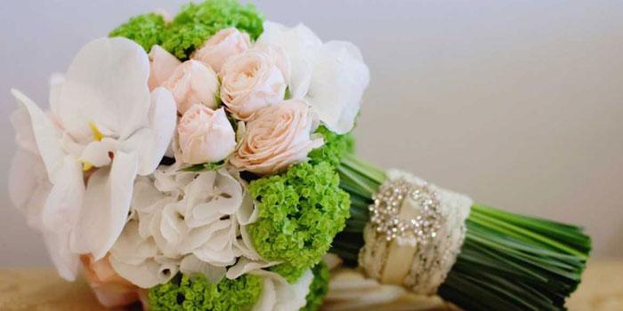 Шикарные букеты для свадьбы, донецк букет орхидей фото