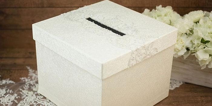 Как сделать коробку для казны на свадьбу 672