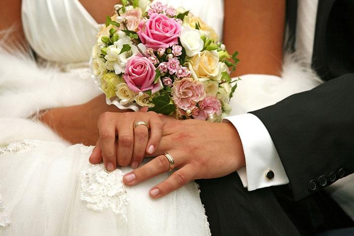 Традиционные свадебные кольца