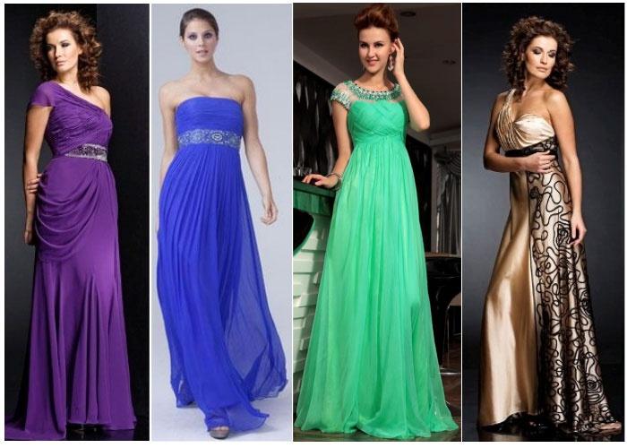 Греческий стиль платьев для мамы жениха