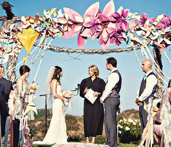 Место проведения экономной свадьбы