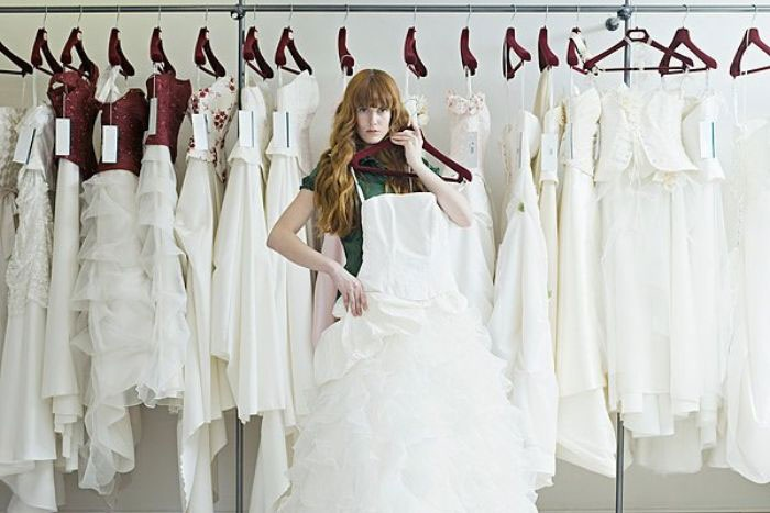 Платье на прокат для бюджетной свадьбы