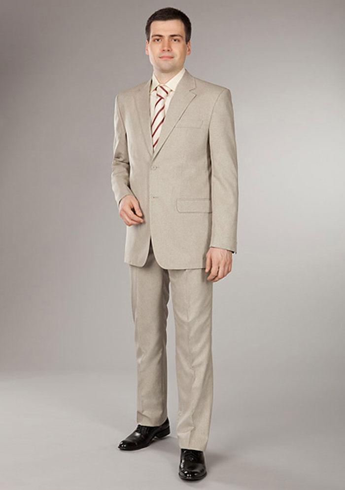 Летний свадебный костюм для мужчины