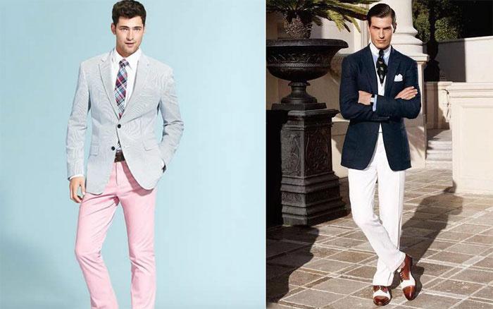 Модные образы для мужчины на свадьбу