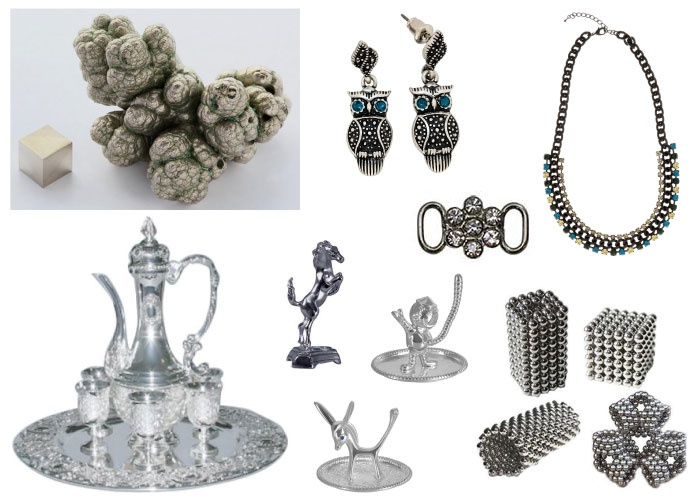 Изделия из никеля на годовщину свадьбы