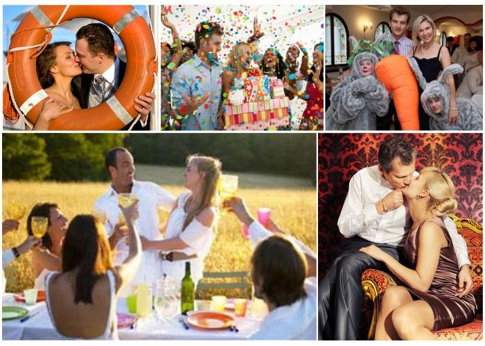 Варианты мест для проведения никелевой свадьбы