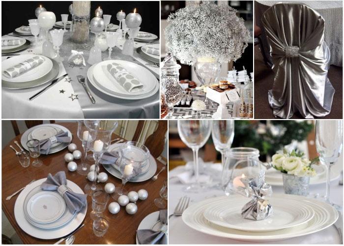 Примеры сервировки стола на никелевую годовщину свадьбы