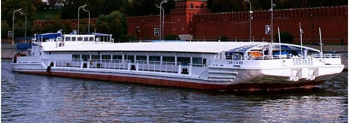 Ватель – свадебный корабль премиум-класса