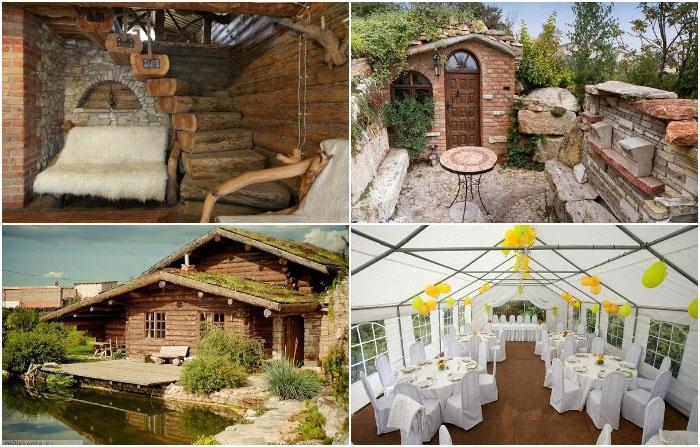 Туристическая база отдыха Таежный для свадьбы