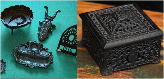 Примеры подарков к чугунной свадьбе