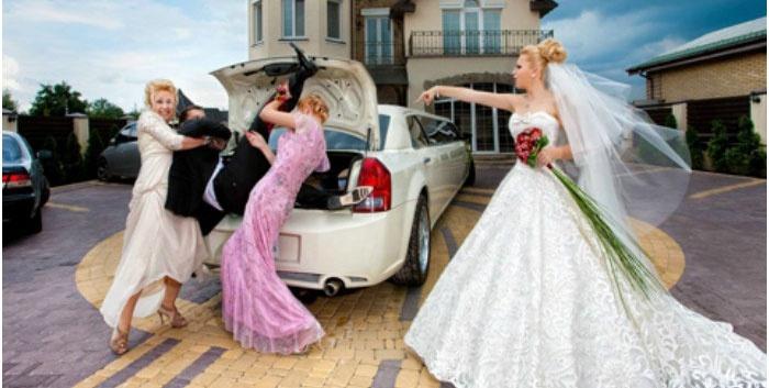 выкуп невесты фото