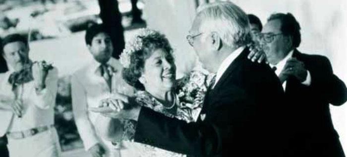 Танцы на изумрудной годовщине