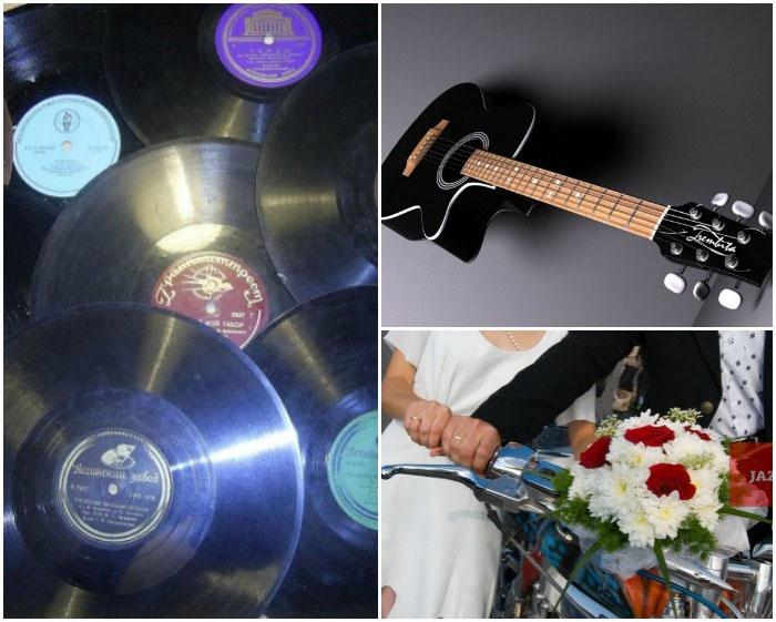Выкуп невесты в стиле рок