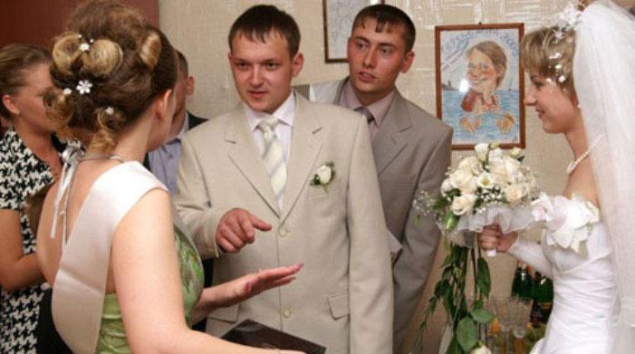 Выкуп невесты в стиле фильма