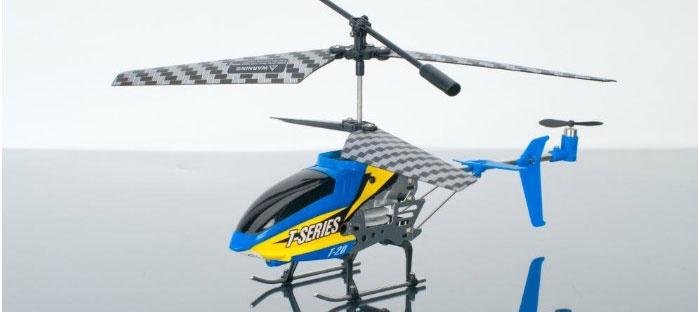 Радиоуправляемый вертолет – мечта многих мужчин