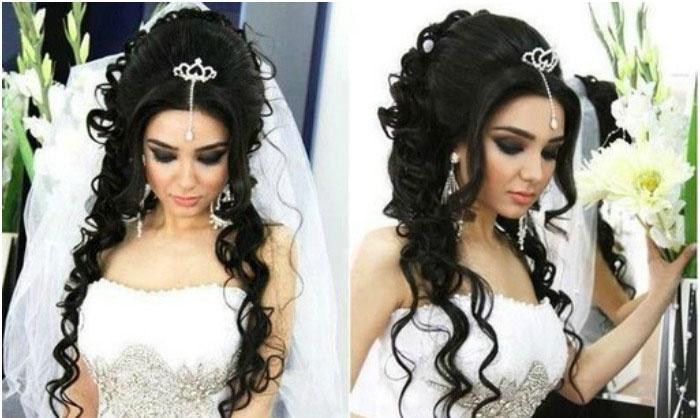 Красивая азербайджанская невеста