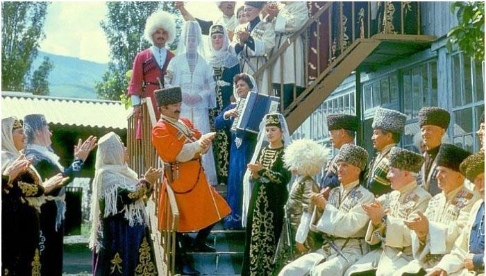 Большое азербайджанское сватовство