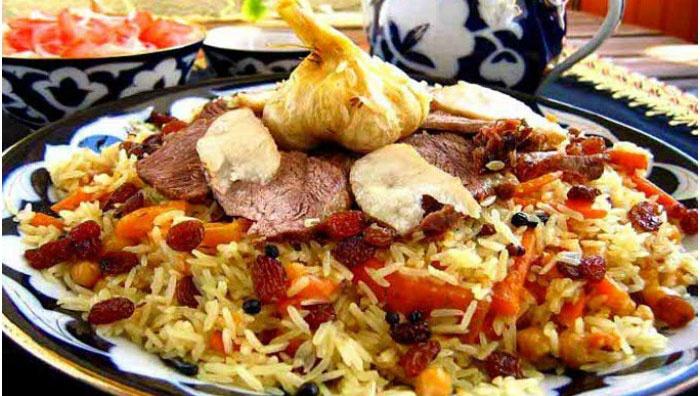 Блюда для азербайджанского застолья