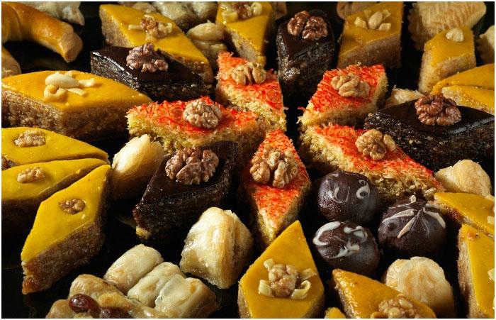 Вкусные азербайджанские сладости
