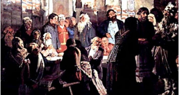 Азербайджанский обычай – разговор перед свадьбой