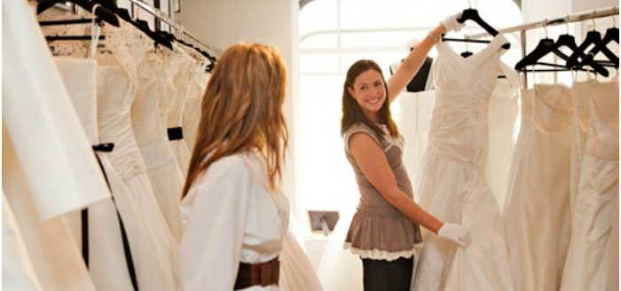 Выбор платья невестой