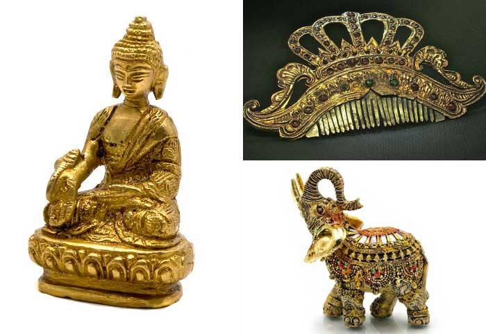 Примеры подарков на индийской свадьбе