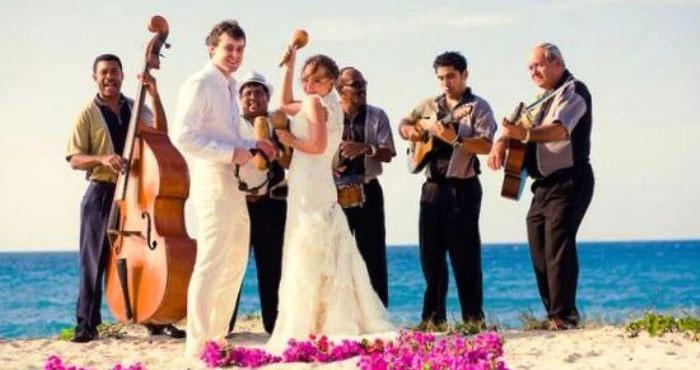 Побережье – место проведения мексиканской свадьбы