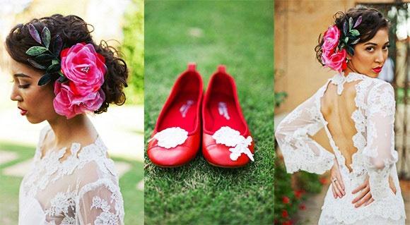 Образ мексиканской невесты