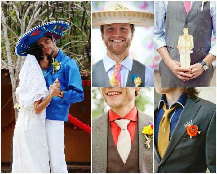 Образ мексиканского жениха