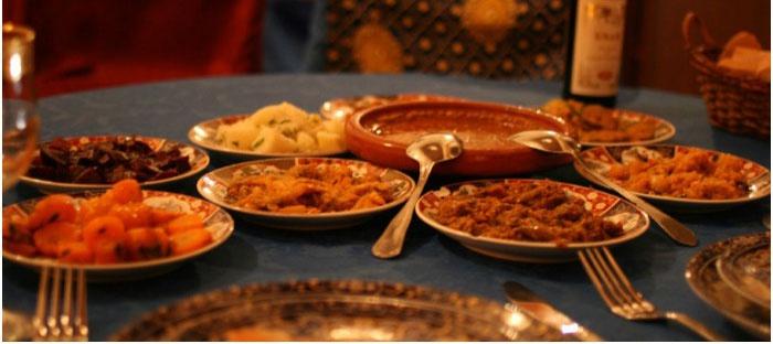 Интересная марокканская кухня