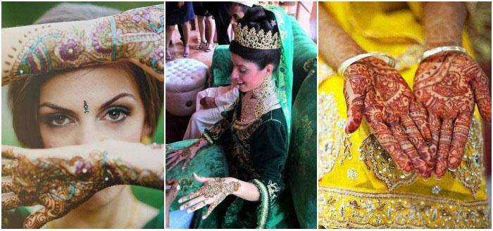 Традиционный образ марокканской невесты